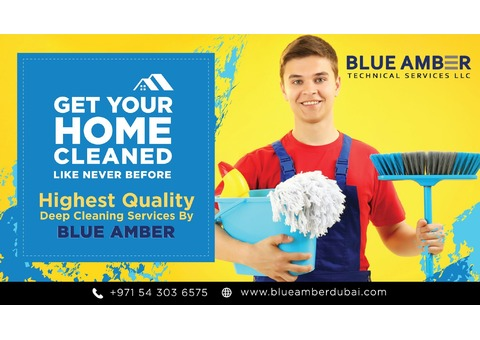 Deep Cleaning Service In Dubai | Painting Services Dubai