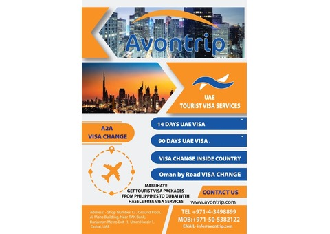 Dubai Tours and Visa Packages