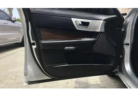 2012 Jaguar XF 5.0L