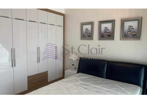 Brandnew! 1BR converted to 2BR l Open View