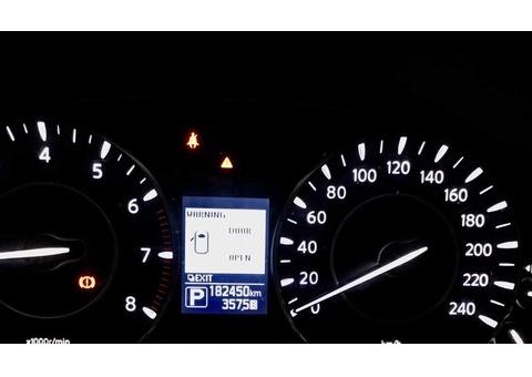 2015 Nissan Patrol Platinum 5.6L V8