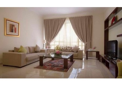 3 BR Fully Furnished Apartment in Hamdan
