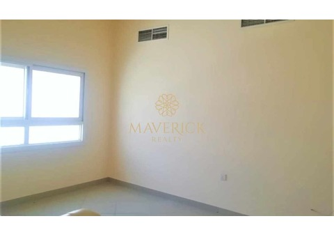 Bright 1BHK | Like New | Near Dubai Exit |Muwaileh