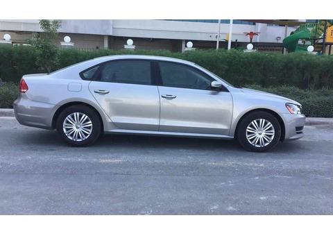2014 Volkswagen Passat 2.5L