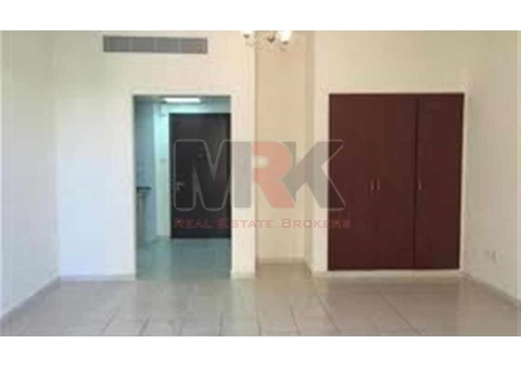 Spacious Studio For Rent in Emirates Cluster international City