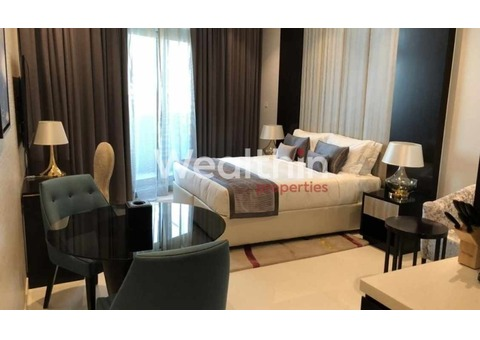 Canal View I Fully Furnished I High Floor