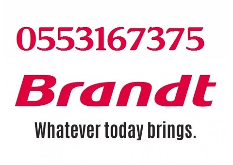 Brandt Service Center Dubai 0553167375