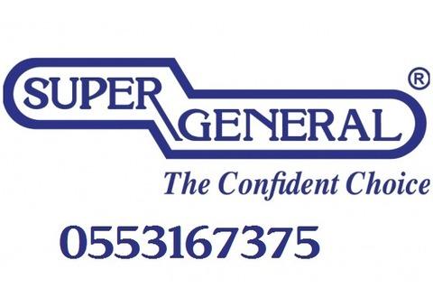 Super General Service Center Dubai 0553167375