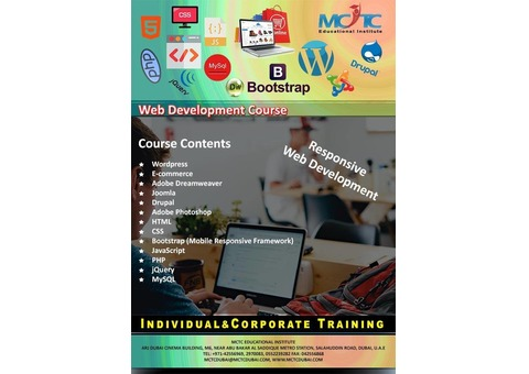 Best Computer C# Programming courses- MCTC Training Center- Deira DUBAI