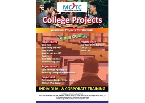 Computer programming courses, - Deira DUBAI  || MCTC Training Center