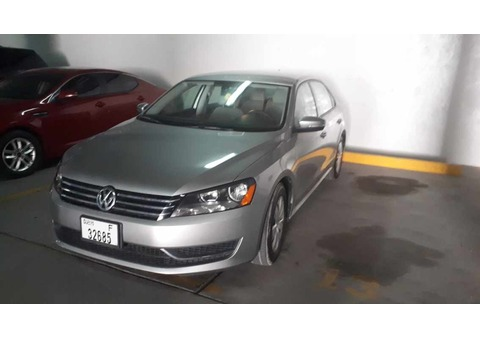 VW PASSAT 2014 GCC, 57000 KM ONLY