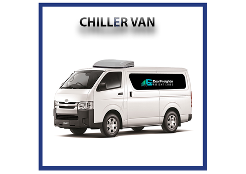 Chiller Van Rental by Cool Freights