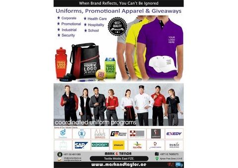 Markandtaylor uniforms manufacturer
