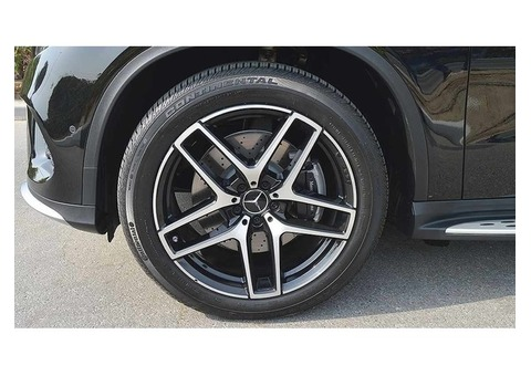 2019 Mercedes-Benz GLE43, 3.0L V6 GCC, 0km with 2 Years Unlimited Mileage