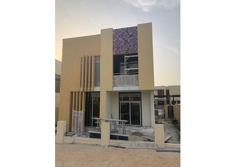 Just Cavali designed 03 BR Villa for sale in Dubai