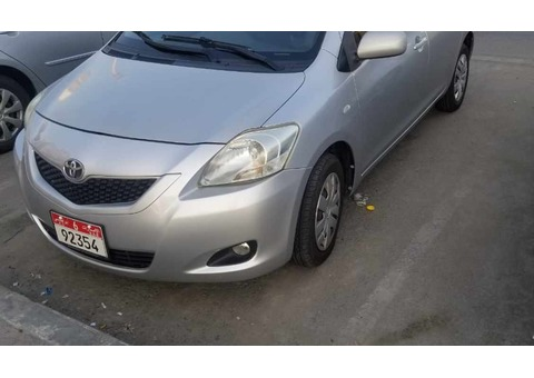 Toyota Yaris Model 2009 for sale Price 11500