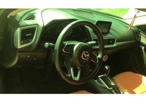 2017 Mazda 3 1.6L