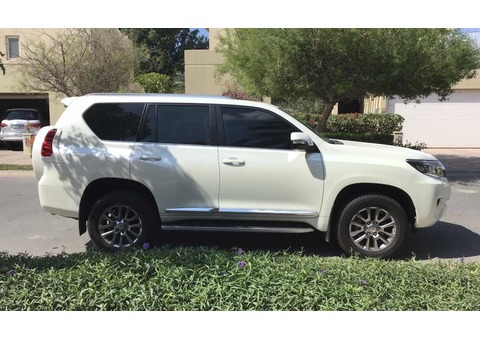 2019 Toyota Prado Limited 4.0L