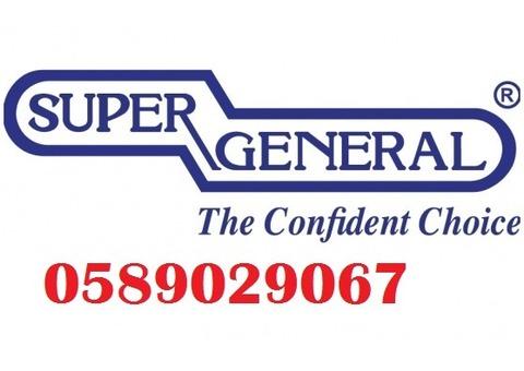 Super General repairing Center Sharjah 0589029067