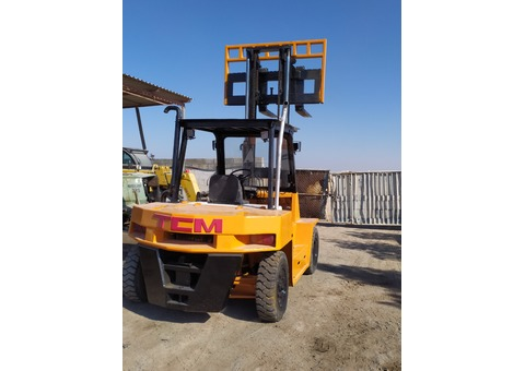 TCM Fork lift 7 Ton in very good condition for sale