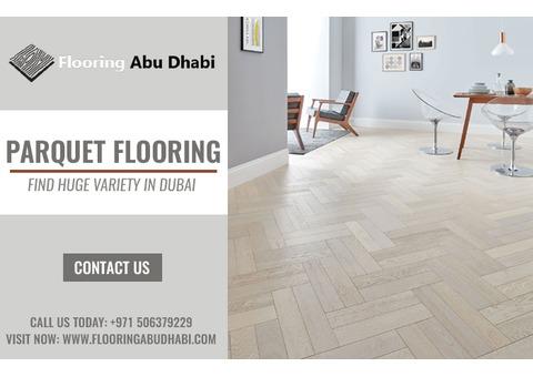 Parquet Flooring in Abu Dhabi | Flooring Abu Dhabi