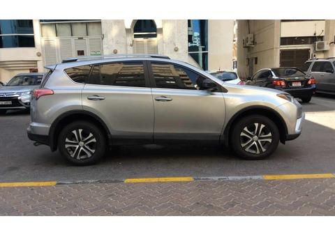2017 Toyota RAV 4 2.5L