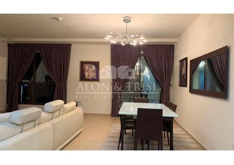 Highest Floor Breathtaking View of Dubai Furnished