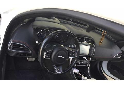 2016 Jaguar XE S. 3.0L