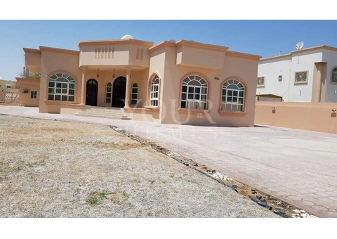 Spacious 3Bed + 2Kitchen Villa for Rent @145K
