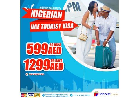 NIGERIANS UAE TOURIST VISA PROMO