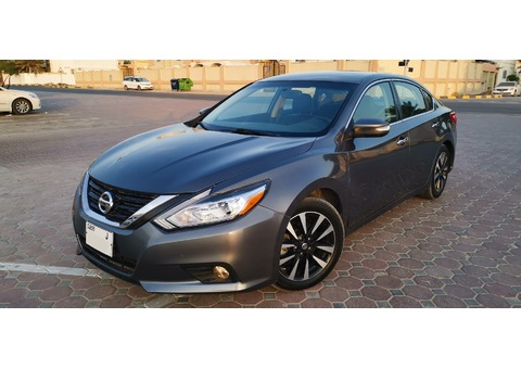 2018 Nissan Altima SL (Full Option)