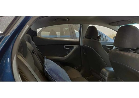 Hyundai Elentara 2015