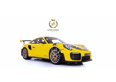 2018 PORSCHE GT2 RS,GCC SPECS,FULL SERVICE HISTORY,UNDER WARRANTY,WEISSACH