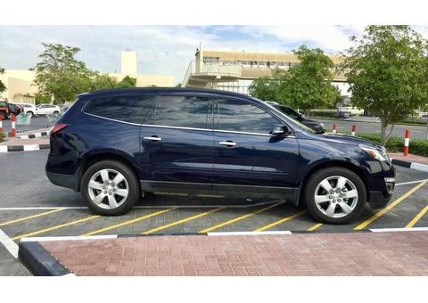 2017 Chevrolet Traverse LT 3.6L