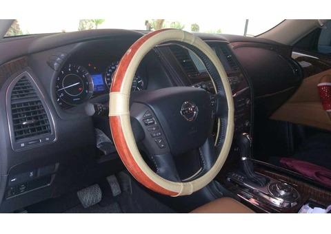 2017 Nissan Patrol LE Titanium 5.6L