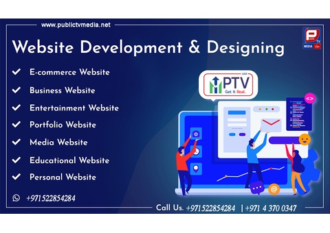 Avail a Website Development at a very low cost