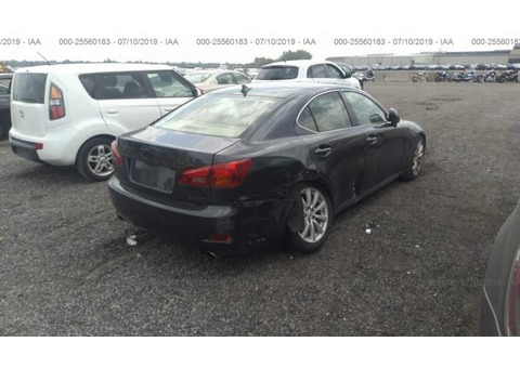 2008 LEXUS IS SERIES USA IMPORT CAR FOR SALE