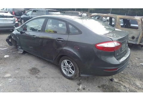 2018 FORD FIESTA FRESH USA IMPORT FOR SALE