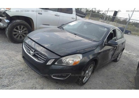 2013 VOLVO S60 FRESH US IMPORT FOR SALE