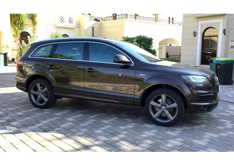 2011 Audi Q7 Sline 3.0L