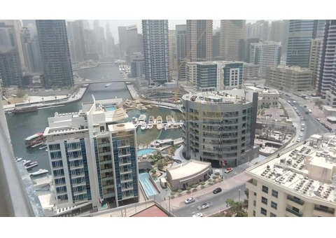 1 Bed Apt. Marina View | High Floor | Free Chiller