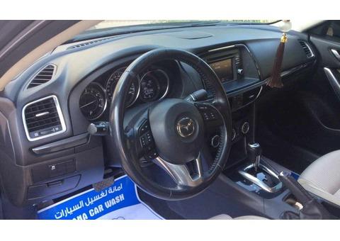 2015 Mazda 6 S Grade 2.5L