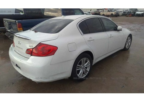 2015 INFINITI Q40 FRESH USA IMPORTED CAR FOR SALE