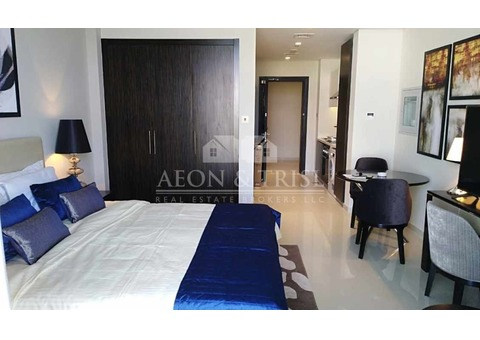 Biggest Layout Fully Furnished Golf View
