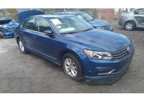 2016 VOLKSWAGEN PASSAT USA IMPORTED FOR SALE ONLY FOR 17500 AED