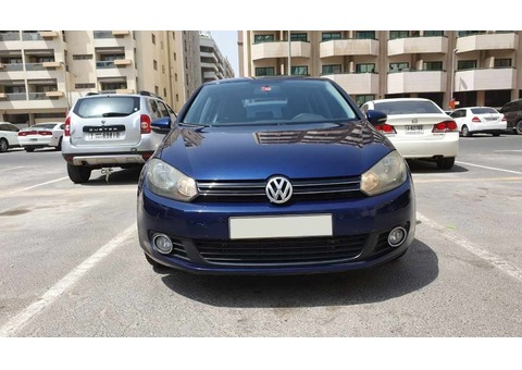 2012 Volkswagen Golf 1.6L