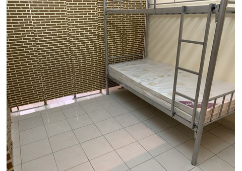Spacious Partition for Kabayan Ladies only (11 ft by 9 ft wide)