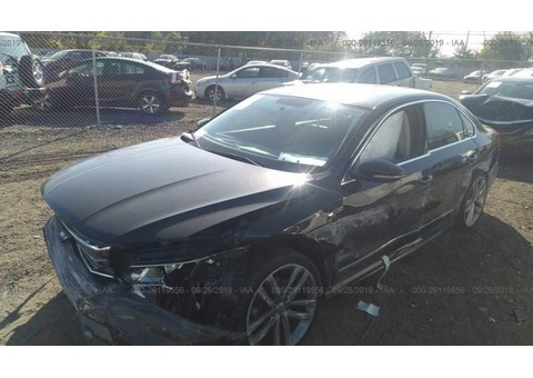 2017 Volkswagen Passat USA Import for sale only for 19500 AED