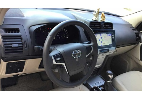2019 Toyota Prado VXR, 4.0L
