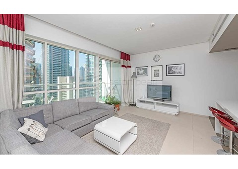 1BR Luxury Furnished | Affordable Price In Marina